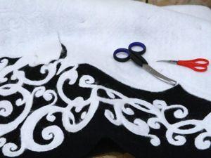 Создаем трапунто. Часть 2. Ярмарка Мастеров - ручная работа, handmade.