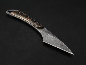 Как сделать японский косой нож ремесленника Киридаси (Киридаши). Ярмарка Мастеров - ручная работа, handmade.