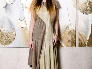 """""""Скидка -25% на платье """"Угол"""". Ярмарка Мастеров - ручная работа, handmade."""