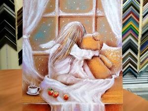 Уютные принты для осени!. Ярмарка Мастеров - ручная работа, handmade.