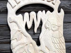 Вырезаем декоративную накладку для почтового ящика. Часть 1. Ярмарка Мастеров - ручная работа, handmade.