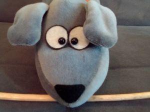 Истории из мира игрушек: Собачки. Ярмарка Мастеров - ручная работа, handmade.