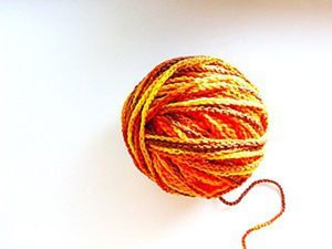 Easy Make, Easy Use: Handmade Yarn out of Scraps. Livemaster - handmade