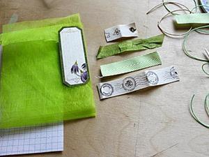 Делаем кармашек для альбома. Ярмарка Мастеров - ручная работа, handmade.