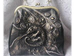 af0a8ce4743c Декорирование сумок: бесплатные мастер-классы на Ярмарке Мастеров