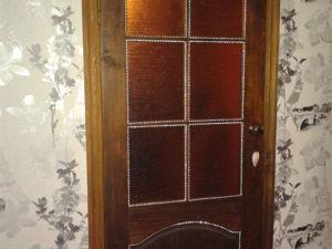 Простой способ сделать межкомнатную дверь ярче и выразительнее. Ярмарка Мастеров - ручная работа, handmade.
