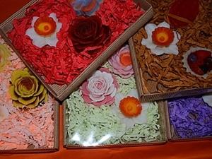 Простой способ сделать наполнитель для подарочных наборов. Ярмарка Мастеров - ручная работа, handmade.