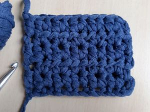 Мастер-класс по вязанию универсального узора крючком из полустолбиков с накидом. Ярмарка Мастеров - ручная работа, handmade.