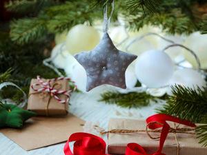 Как легко и просто можно сшить новогоднюю игрушку. Ярмарка Мастеров - ручная работа, handmade.