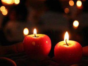 Когда зажигать свечи. Ярмарка Мастеров - ручная работа, handmade.