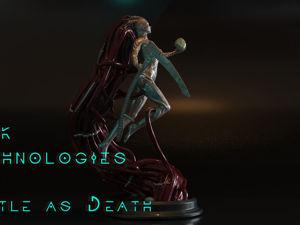 Dark Technologies. Gentle as Death. Ярмарка Мастеров - ручная работа, handmade.