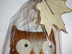 Мастерим бирочку «Кленовый лист». Ярмарка Мастеров - ручная работа, handmade.