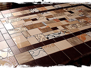 Создаем мозаичную столешницу. Ярмарка Мастеров - ручная работа, handmade.