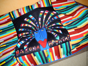 Hakuna Matata — нет проблем!. Ярмарка Мастеров - ручная работа, handmade.