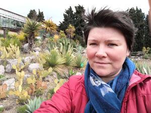 Мои каникулы в Ялте. Часть 1 — Ботанический сад и кактусы. Ярмарка Мастеров - ручная работа, handmade.