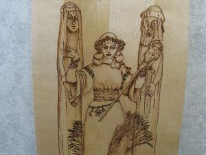 Славянские боги. Ярмарка Мастеров - ручная работа, handmade.
