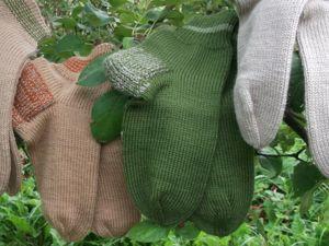 Скидка на мужские вязаные носки 20 — 25%. Ярмарка Мастеров - ручная работа, handmade.