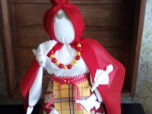 Славянская обрядовая кукла Птица Радость. Ярмарка Мастеров - ручная работа, handmade.