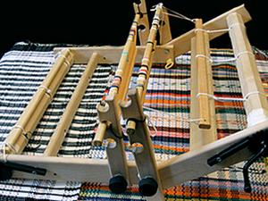 Два берда. О некоторых возможностях настольного ткацкого станка. Ярмарка Мастеров - ручная работа, handmade.
