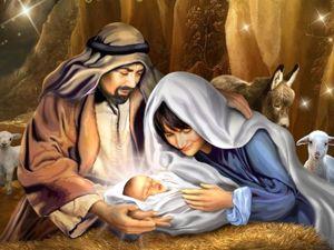 С светлым праздником Рождества Христова!. Ярмарка Мастеров - ручная работа, handmade.