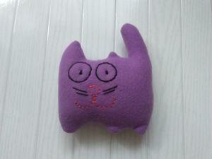 14 февраля + 8 Марта! Котенок в подарок. Ярмарка Мастеров - ручная работа, handmade.