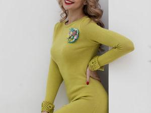 Видео-ролик, платье  «Звонкая капель». Ярмарка Мастеров - ручная работа, handmade.
