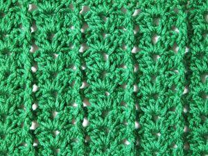 Учимся вязать простой ажурный узор крючком. Ярмарка Мастеров - ручная работа, handmade.