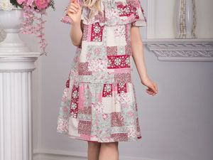 Платье Первая Любовь. Ярмарка Мастеров - ручная работа, handmade.