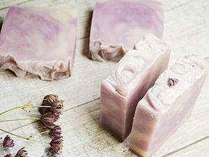Варим лавандовое мыло с нуля. Ярмарка Мастеров - ручная работа, handmade.