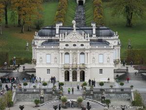 Linderhof — заколдованный дворец для заколдованного принца. Ярмарка Мастеров - ручная работа, handmade.