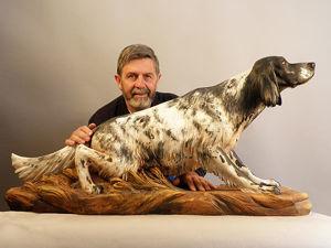 Невероятные деревянные скульптуры Giuseppe Rumerio. Ярмарка Мастеров - ручная работа, handmade.