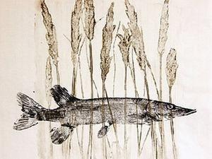 Гуотаку: рыбы в традиционном японском искусстве. Ярмарка Мастеров - ручная работа, handmade.