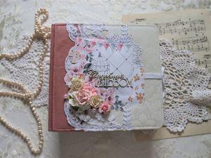 Обзор нового Свадебного альбома. Ярмарка Мастеров - ручная работа, handmade.
