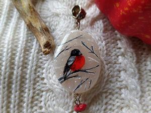 Традиционный аукцион понедельника! Зима близко). Ярмарка Мастеров - ручная работа, handmade.