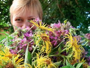 Травы мои,травы! Чудные цветы!. Ярмарка Мастеров - ручная работа, handmade.