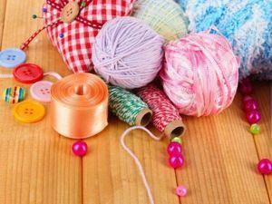 7 видов рукоделия, которые приносят пользу нашему здоровью. Ярмарка Мастеров - ручная работа, handmade.