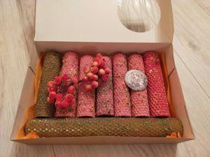 Свеженькие свечи от 15.02.21 (Сретение). Ярмарка Мастеров - ручная работа, handmade.