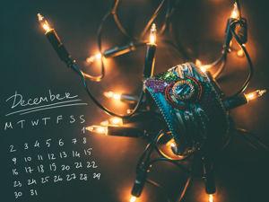 Advent Calendar. Ярмарка Мастеров - ручная работа, handmade.