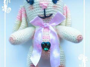 Ванильная овечка. Ярмарка Мастеров - ручная работа, handmade.