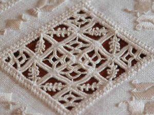 Reticella — итальянская техника плетения игольного кружева. Ярмарка Мастеров - ручная работа, handmade.