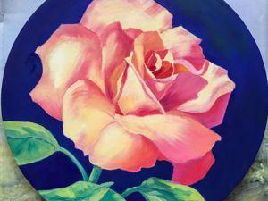 Немного о королеве цветов и о себе. Ярмарка Мастеров - ручная работа, handmade.