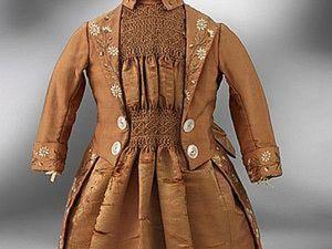 Детская одежда Викторианской эпохи.. Ярмарка Мастеров - ручная работа, handmade.