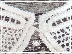 Учимся делать навесные петли иглой. Ярмарка Мастеров - ручная работа, handmade.
