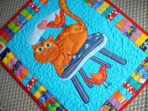 Здравствуйте, я Ваша Котя!! Лоскутное шитье на заказ!!. Ярмарка Мастеров - ручная работа, handmade.
