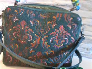 Редизайн сумки. Ярмарка Мастеров - ручная работа, handmade.