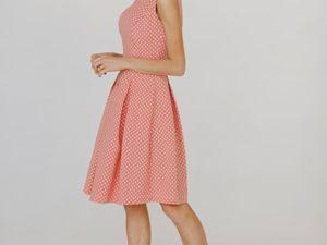 Новинка, дизайнерское платье из Жаккарда. Ярмарка Мастеров - ручная работа, handmade.