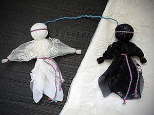 Создаем обережную куклу «День и Ночь». Ярмарка Мастеров - ручная работа, handmade.
