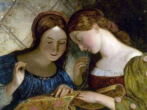 Мастерство вышивки: с древности до наших дней. Ярмарка Мастеров - ручная работа, handmade.