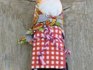 Создаем куклу-закрутку своими руками. Ярмарка Мастеров - ручная работа, handmade.