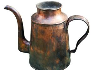 Видео мастер-класс: Акварель плюс пастель. Рисуем медный чайник. Ярмарка Мастеров - ручная работа, handmade.